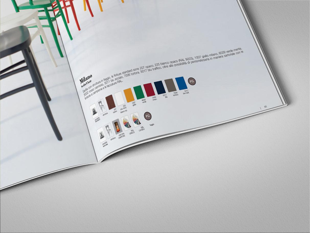 Linea Sedia - catalogo